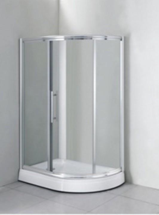 საშხაპე კაბინა - მინის კარები საშხაპე კაბინისთვის 120x80x195 სმ.     მინა 5მმ 920 პლასტმასის პადონი 0920