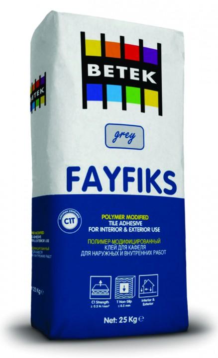 ფისოვანი ცემენტი BETEK FAYFIKS