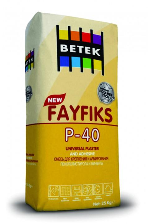 უნივერსალური ფითხი BETEK FAYFIKS P-40