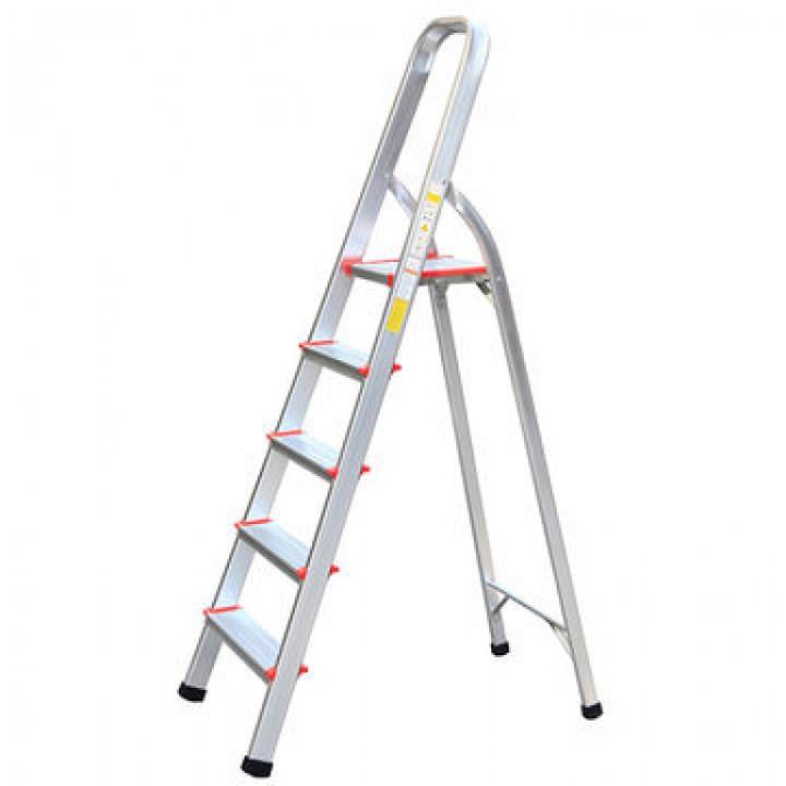 Aluminium ladder WG604-5