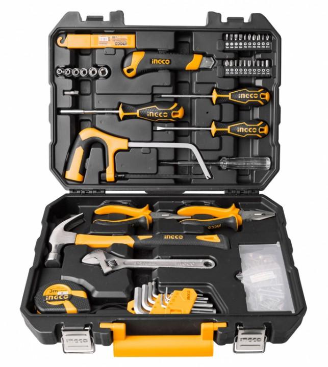 ხელსაწყოების კომპლექტი 117 ცალი (HKTHP21171)