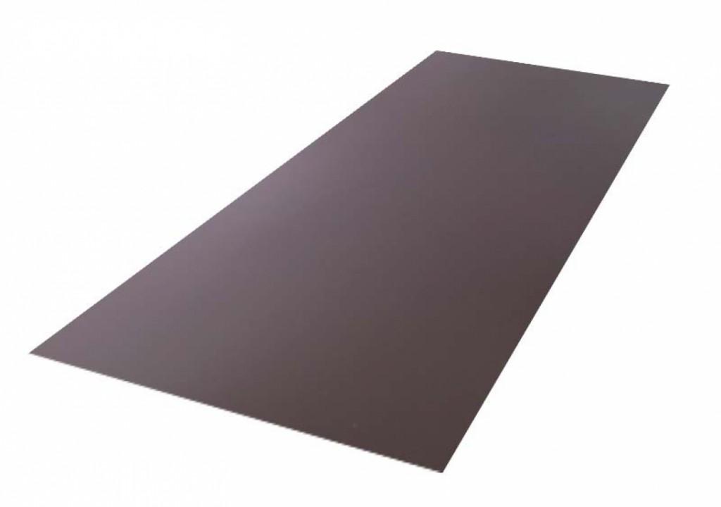 სასახურავე თუნუქის ფურცელი დაფარული საღებავით, ხავოიანი ზედაპირით0.47X1250XC RAL7024 NEOMATT(სამხრეთ კორეა)