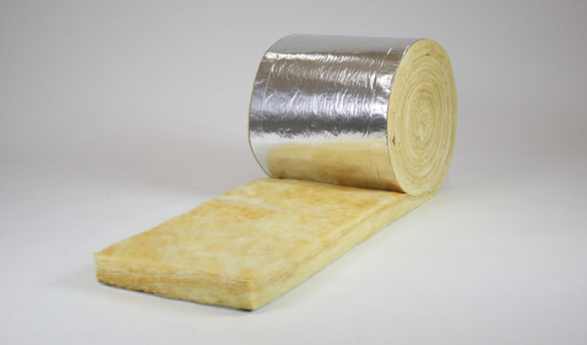 მინაბამბა (ფოლგიანი 12მ2) 5x120x1000სმ (რულონი)