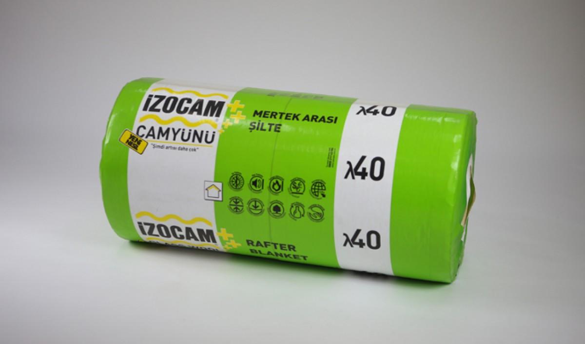 მინაბამბა (ფოლგიანი 24მ2) 5X120X2000სმ (რულონი)
