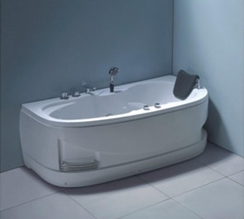 პლ.აბაზანა (ჯაკუზი წყლის სატუმბით) 160x80x70სმ TA-310