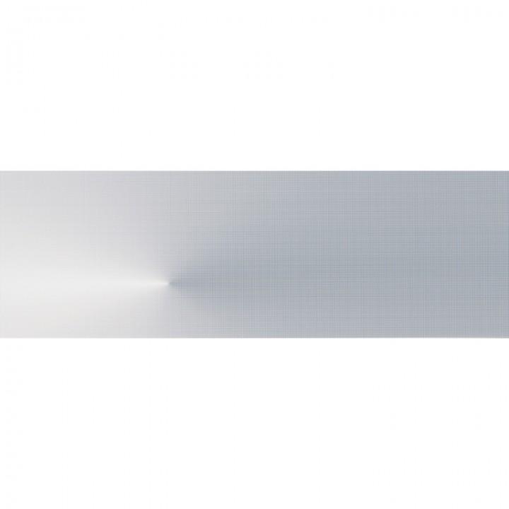 კერამიკული ფილა კაფელიOPTIK ZOOM WHITE 21X63 INK 1