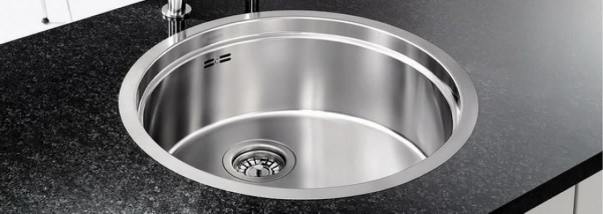 სამზარეულოს ნიჟარა უჟანგავი ფოლადის(420X180MM) NOVA-124-JZ167