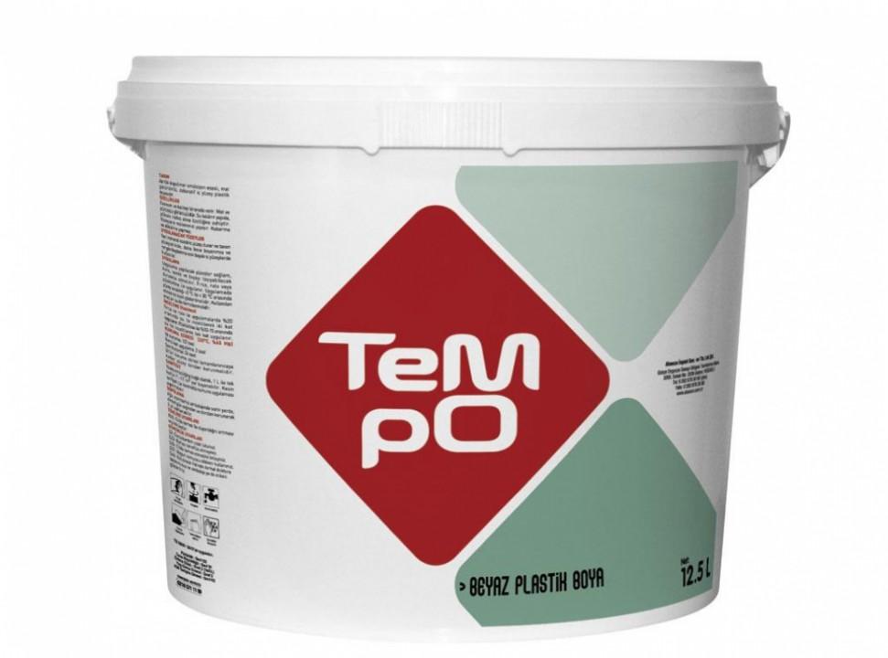საღებავი TEMPO PLASTIK 12,5 ლტ