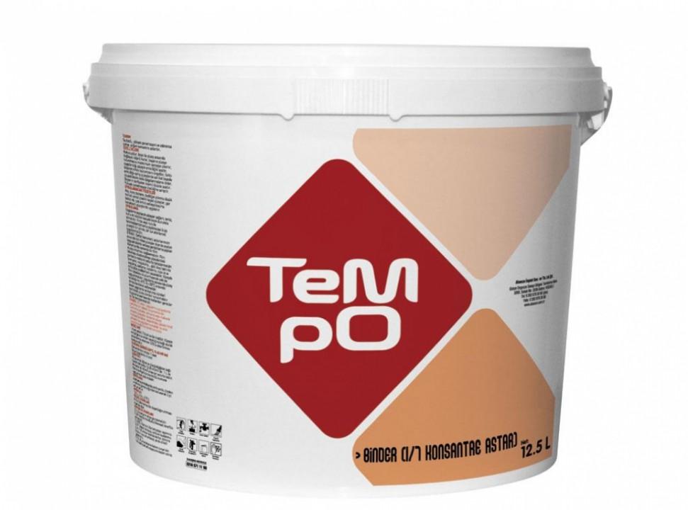 საღებავი (გრუნტი) TEMPO BINDER 1-7 2,5 ლტ