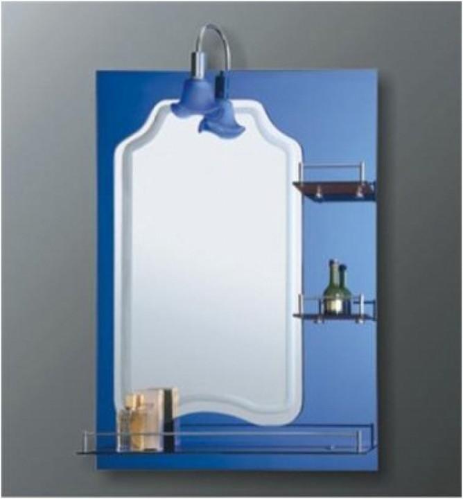 სარკე YH-1089 80*60 BLUE