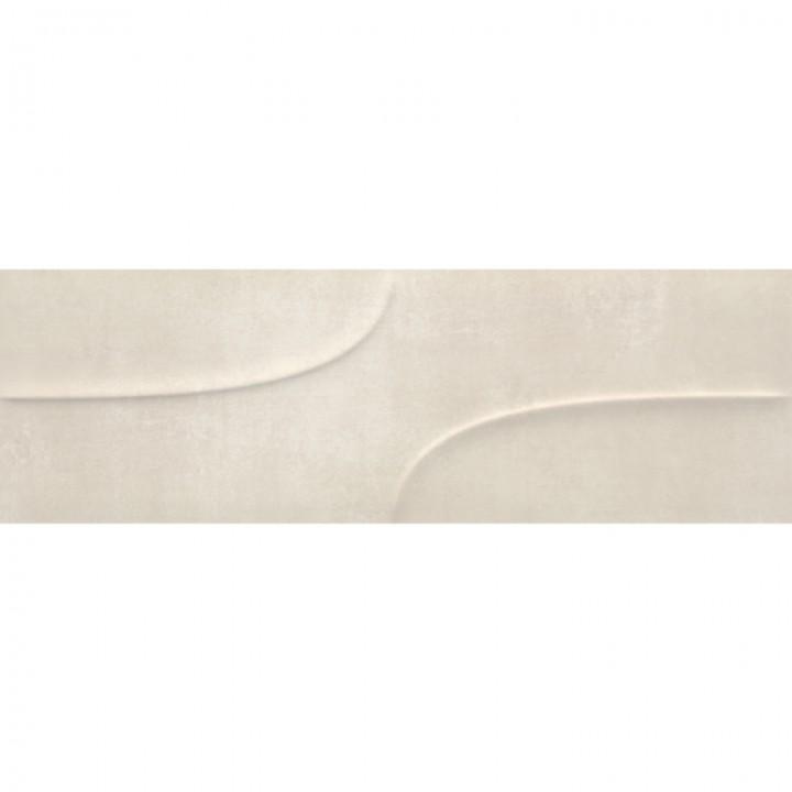 კერამიკული ფილა კაფელიVIENTO LINEN DEKOFON 21X63 INK-REC (203X623) 1