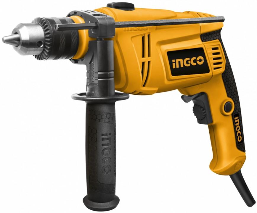 ელექტრო საბურღი ჩაქუჩით INGCO ID7508